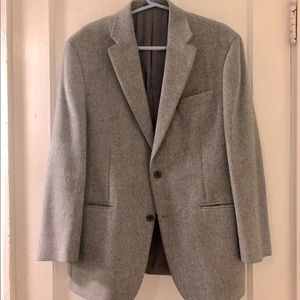Ralph Lauren Men's Grey Blazer